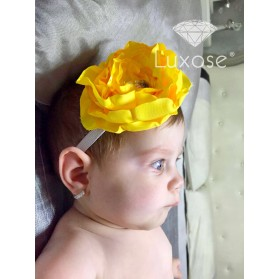 FASCIA ROSA TEA YELLOW  55 ELEGANTE